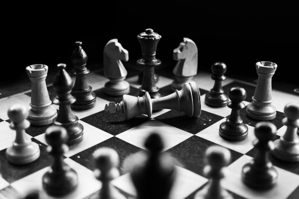 Online chess game